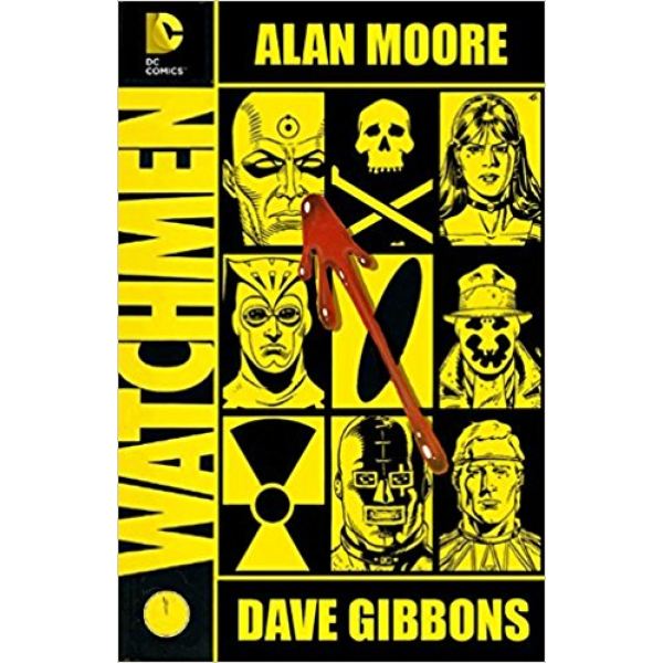 Alan Moore l Watchmen The Deluxe Edition 1