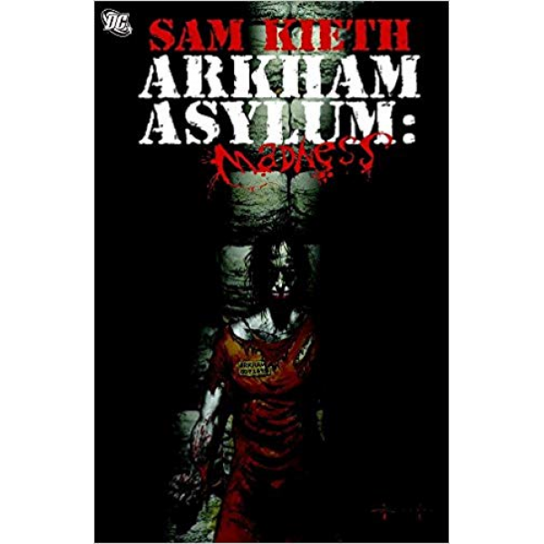 Arkham Asylum - Madness 1
