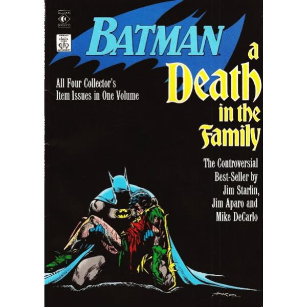 Batman: A Death in The Family 1