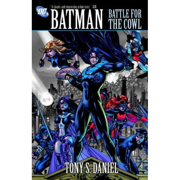 Batman - Battle for The Cowl 1