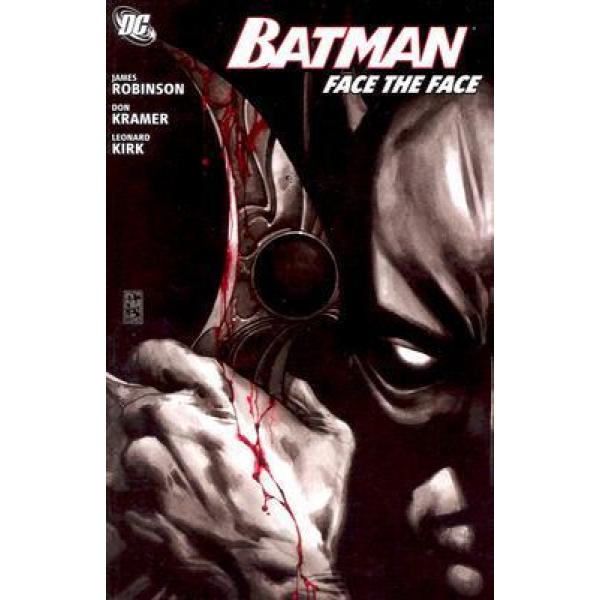 Batman - Face The Face 1