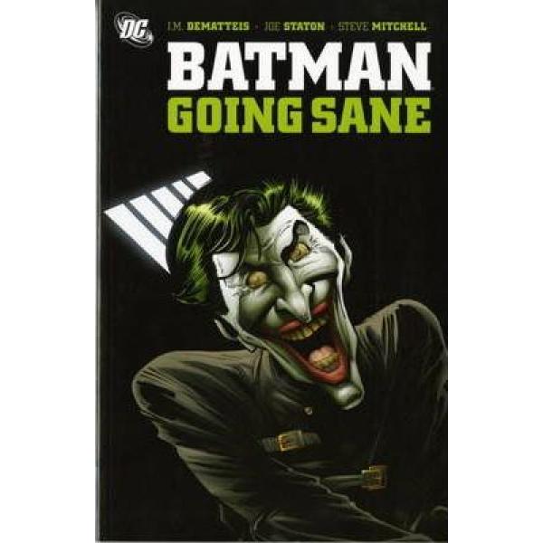 Batman - Going Sane 1