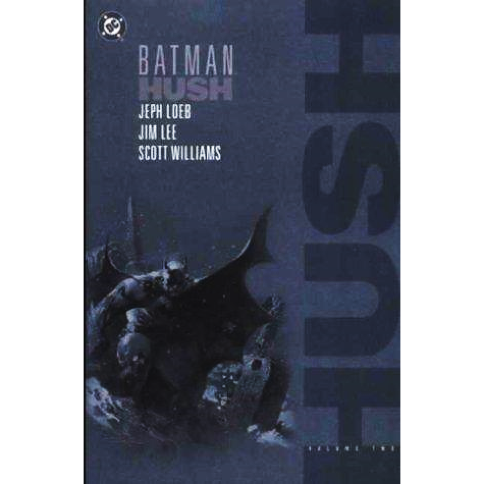 Batman Hush Vol 2 Graphic Novels Elephant Bookstore