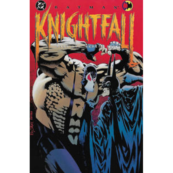 Batman Knightfall: Part One - Broken Bat 1