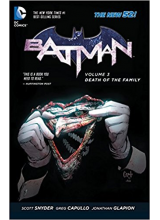 Batman New 52 vol. 3 Death Of The Family