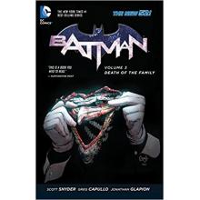 Batman New 52 vol. 3 Death Of The Family