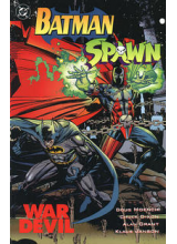 Batman: Spawn War Devil