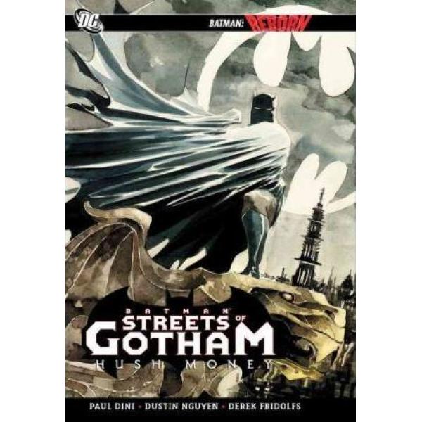 Batman - Streets of Gotham - Hush Money 1
