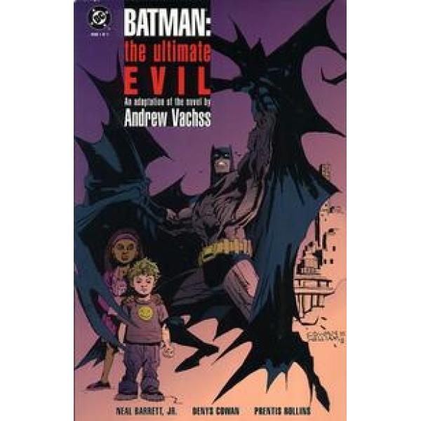 Batman: The Ultimate Evil 1