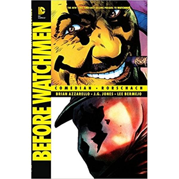 Before Watchmen: Comedian / Rorschach 1