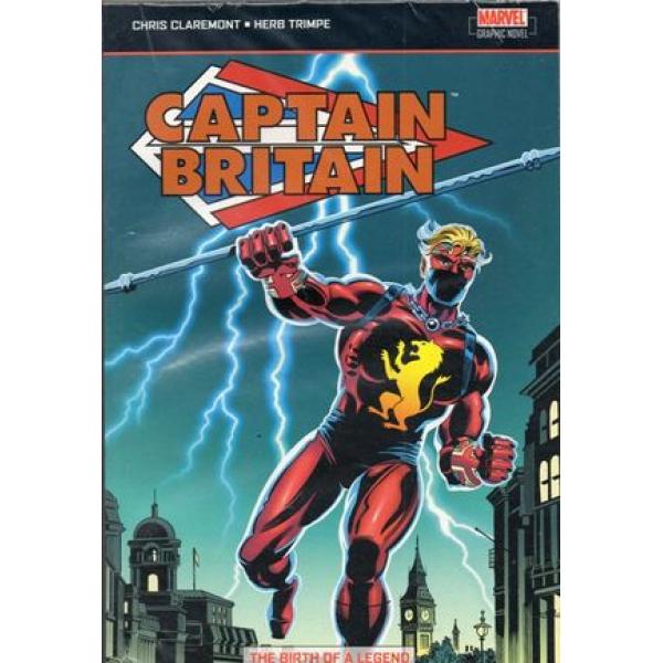 Captain Britain: The Birth of a Legend 1