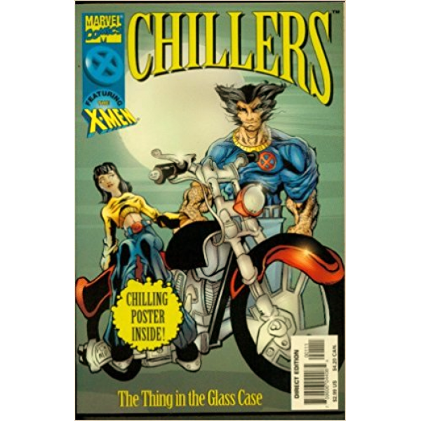 Chillers: The Thing in The Glass Case 1