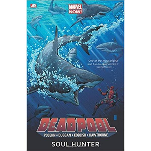 Deadpool, Vol. 2: Soul Hunter 1