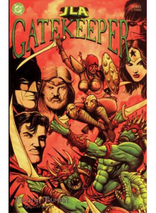 JLA: Gatekeeper 3