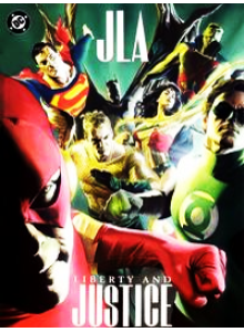 JLA: Liberty and Justice