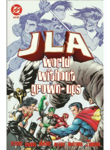 JLA: World Without Grown-Ups 2
