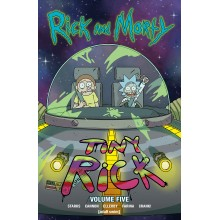 Rick and Morty | Vol 5 Tiny Rick