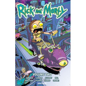 Rick and Morty | Volume 2