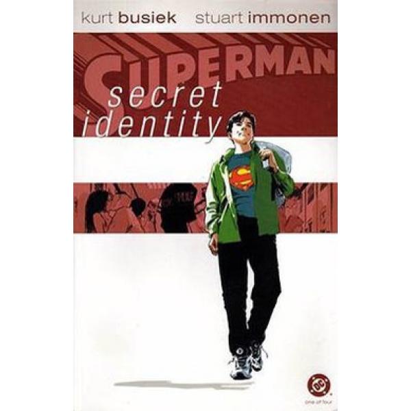 Superman: Secret Identity 1