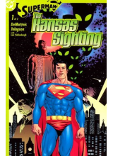 Superman: The Kansas Sighting book 1 of 2