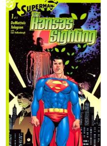 Superman: The Kansas Sighting book 1 of 2