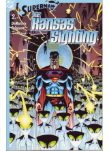 Superman: The Kansas Sighting book 2 of 2