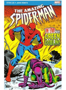 The Amazing Spider-Man: The End of The Green Goblin