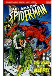 The Amazing Spider-Man: The Wings of The Vulture