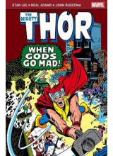 The mighty Thor: When Gods Go Mad