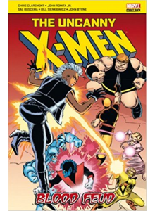 The Uncanny X-men: Blood Fued