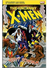 The Uncanny X-men: Night Screams