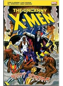 The Uncanny X-men: Night Screams