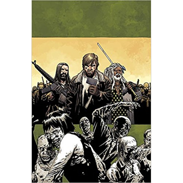 The Walking Dead Vol. 19: March To War 1