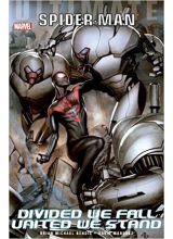 Ultimate Comics Spider-Man: Divided We Fall, United We Stand