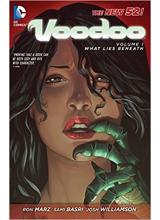 Voodoo vol 01 What Lies Beneath