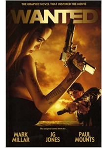 Wanted by Mark Miller