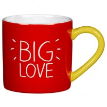 Big Love Mug | Happy Jackson