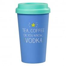 HAP589 Чаша за Път Tea Coffee Vodka