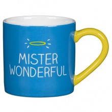 Mister Wonderful Mug | Happy Jackson