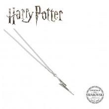 Necklace Harry Potter Lightning Bolt SWAROVSKI