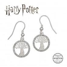 Harry Potter Whomping Willow SWAROVSKI Earrings