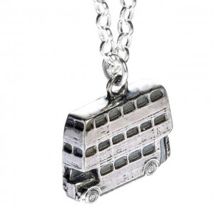 Silver Necklace Harry Potter Knight Bus