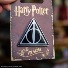Емайлирана Значка Хари Потър Даровете на Смъртта