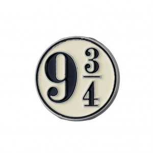 Enamel Pin Badge Harry Potter Platform 9¾