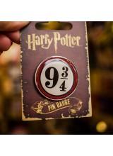 Емайлирана значка | Хари Потър Платформа 9¾