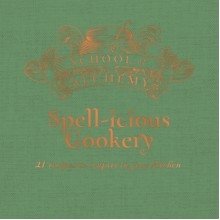 Spell-icious Cookery Recipe Book BOOKIH02