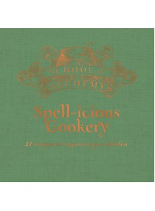 Готварска Книга Spell-icious Cookery Book BOOKIH02