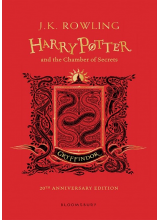 J K Rowling | Harry Potter and the Chamber of secrets Gryffindor Edition