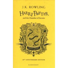 J K Rowling | Harry Potter and the Chamber of Secrets Hufflepuff Edition