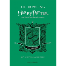 J K Rowling | Harry Potter and the Chamber of Secrets Slytherin Edition